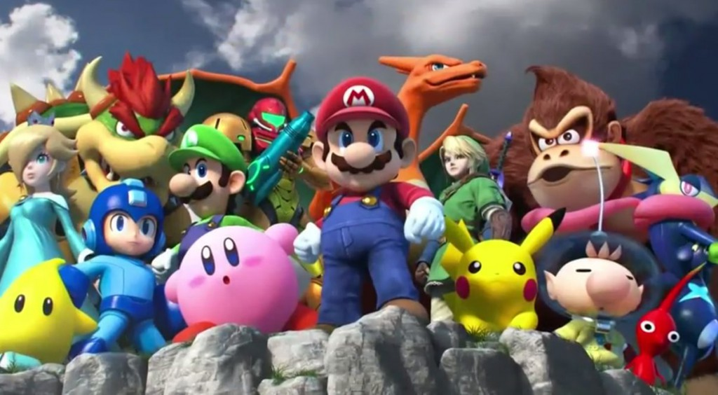 super_smash_bros_4_characters_cameo_by_pikachuandpichu106-d7yazvx